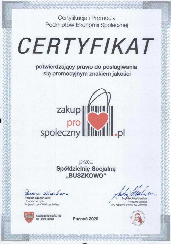 certyfikat-zakup-prospołeczny